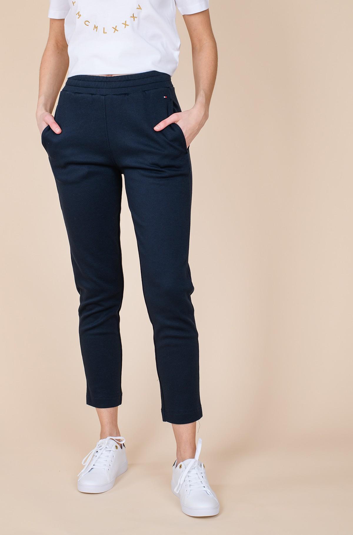 Sportinės kelnės PIQUE TAPERED PANT-full-1