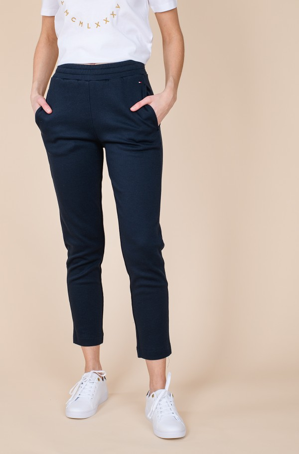 PIQUE TAPERED PANT