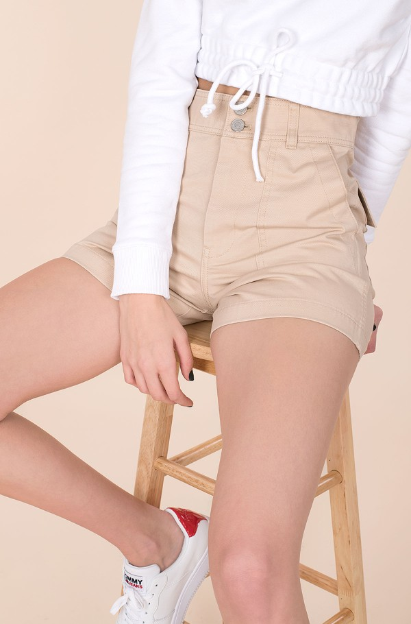TJW HARPER HIGH RISE SHORT