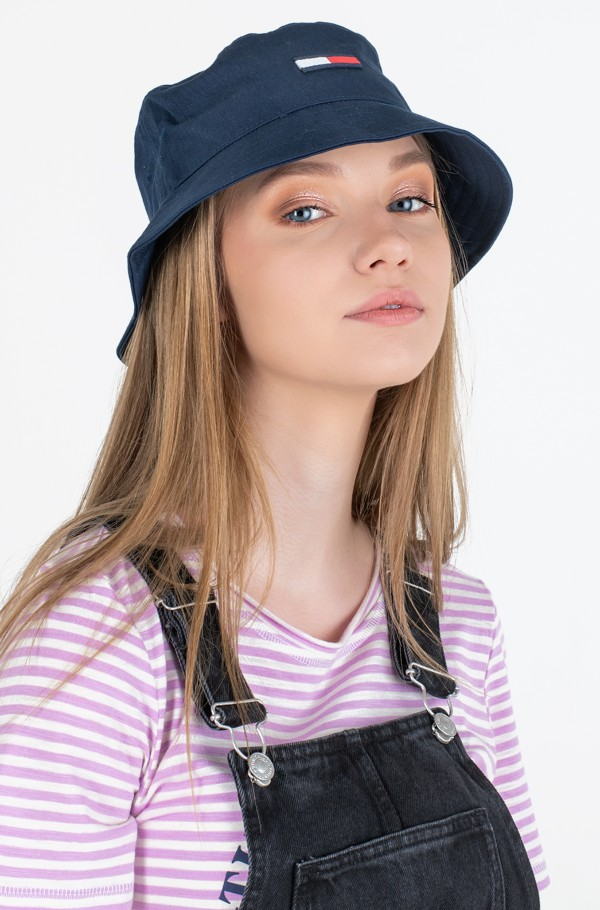 TJW FLAG BUCKET HAT