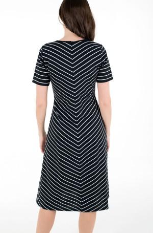 Dress PINSTRIPE F&F KNEE DRESS SS-2
