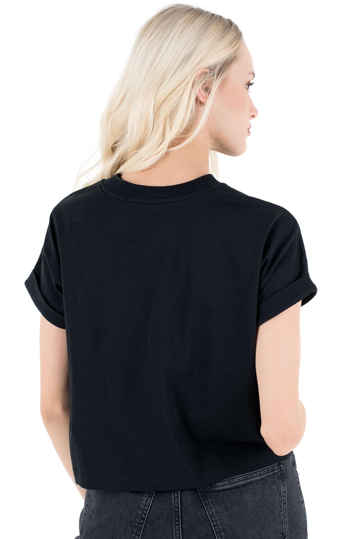 T-shirt TONAL MONOGRAM TEE-full-2