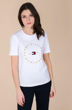 T-shirt REGULAR CIRCLE C-NK TEE SS-1