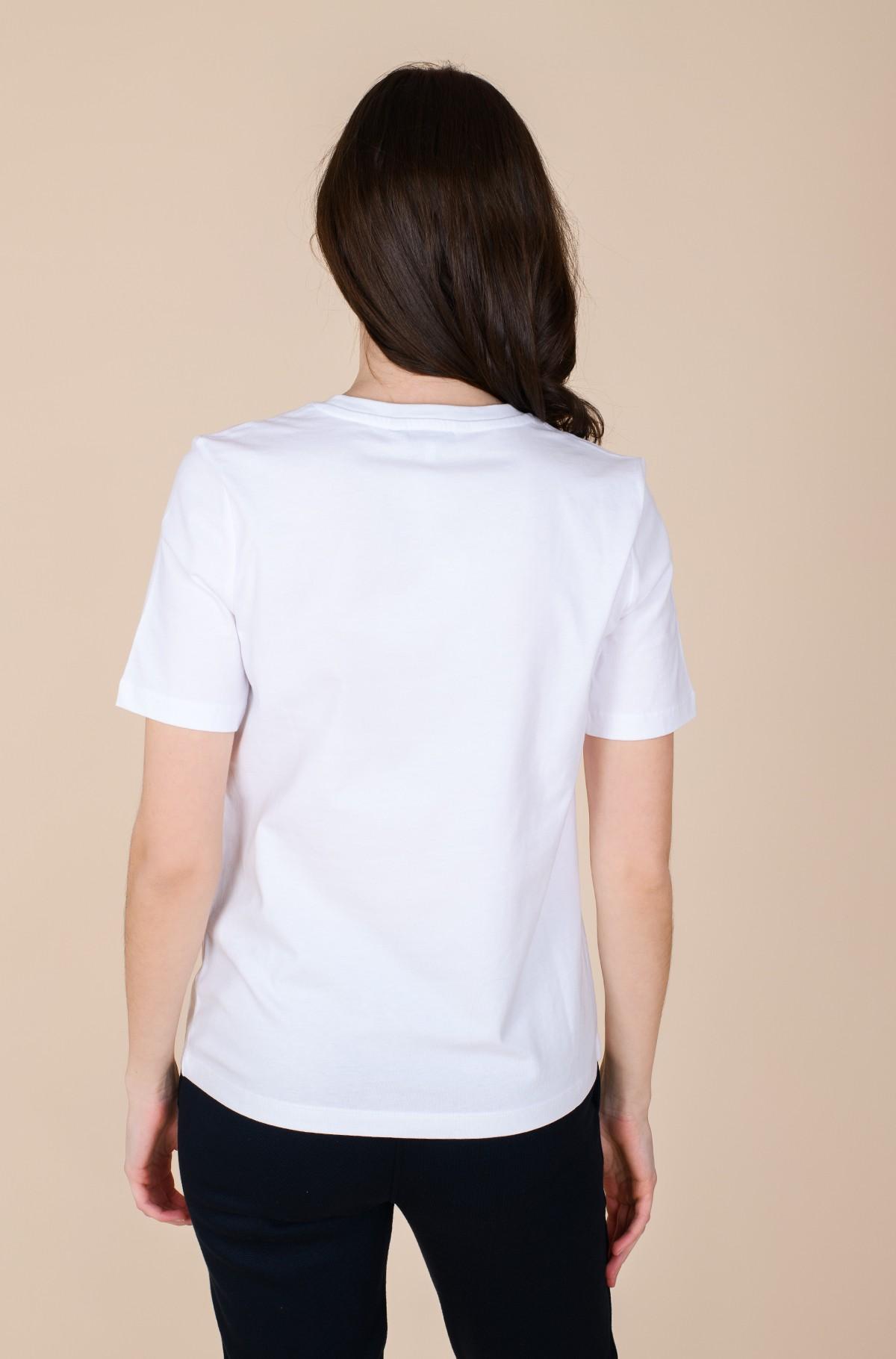 T-shirt REGULAR CIRCLE C-NK TEE SS-full-2