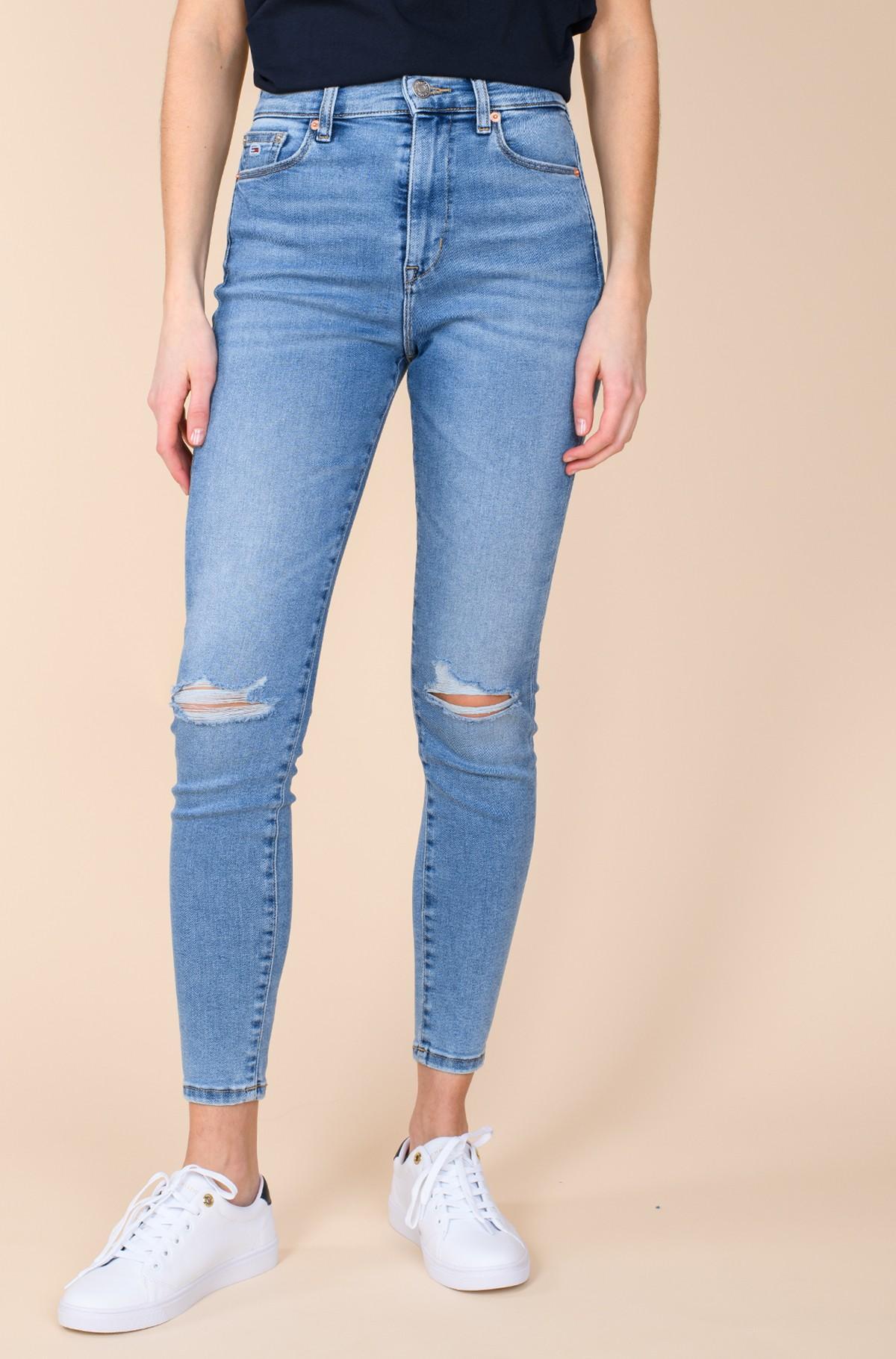 Jeans SYLVIA HR SPR SKNY ANKLE CLBSD-full-1