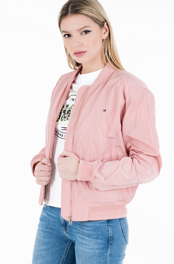 TH ESS POLY BOMBER JACKET