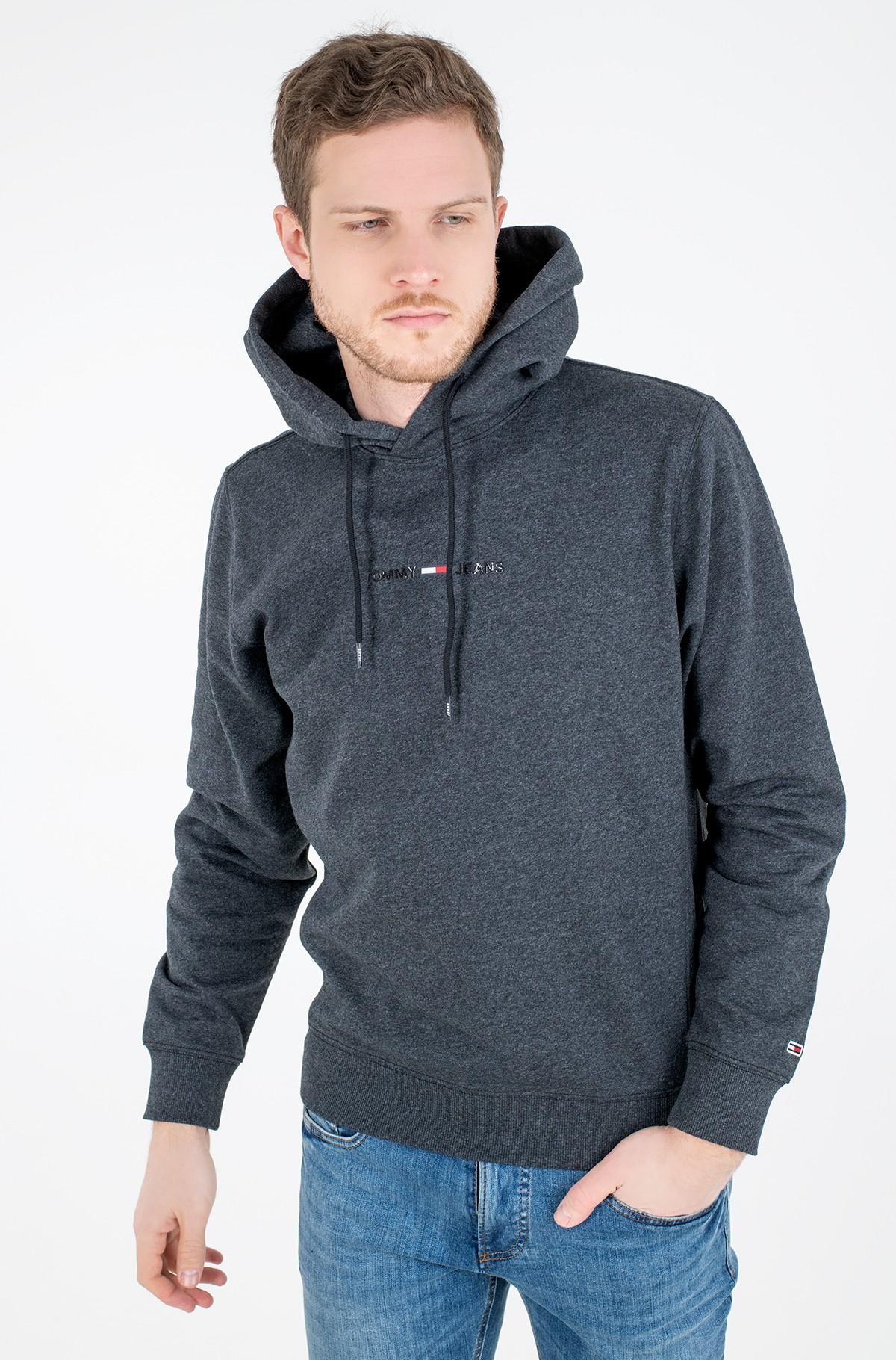 Sporta džemperis TJM GEL STRAIGHT LOGO HOODIE -full-1