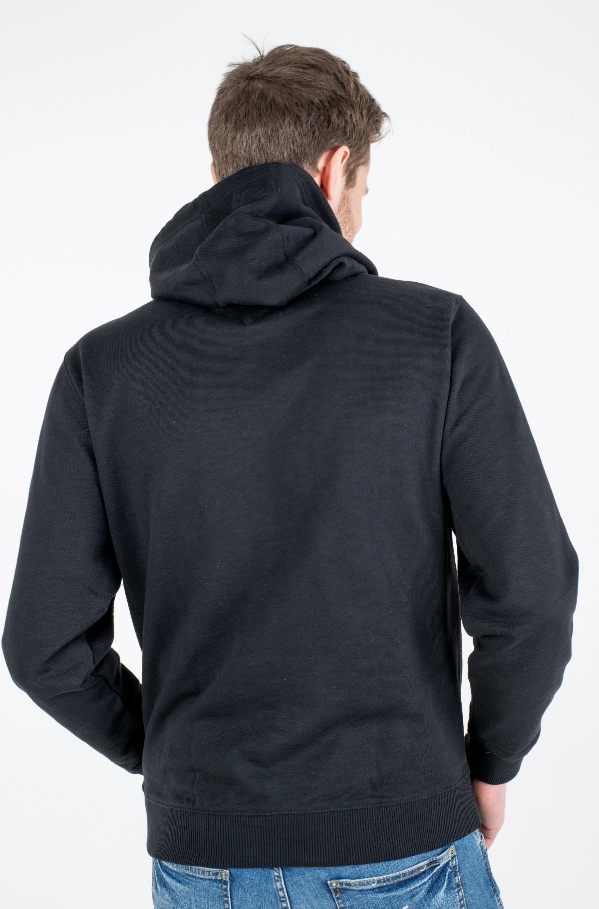 Sporta džemperis TJM TOMMY GEL FLAG HOODIE-full-2