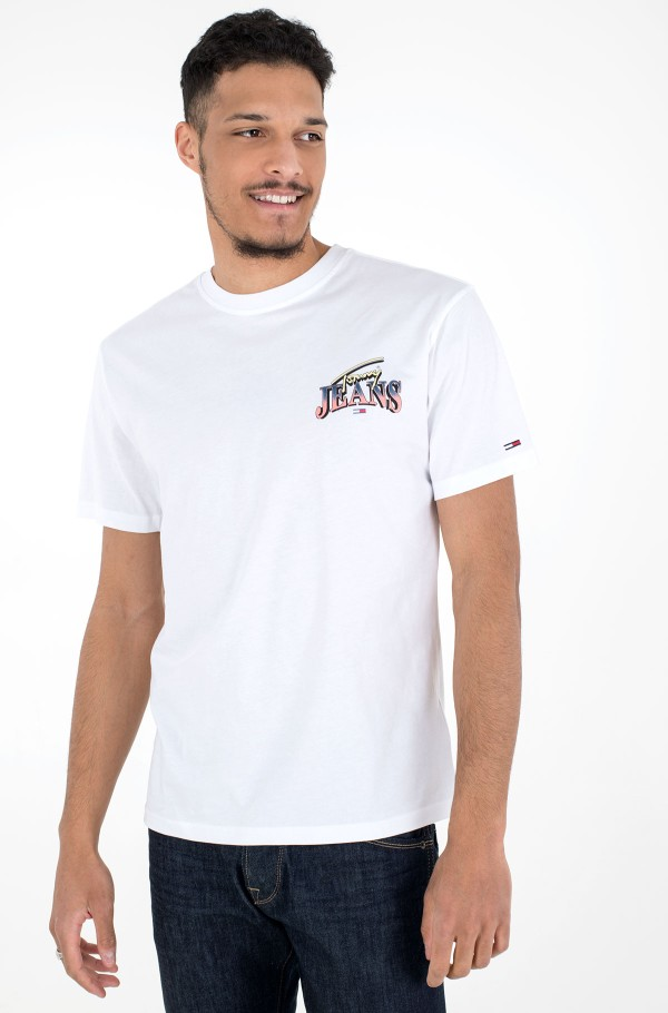 TJM DIAMOND BACK LOGO TEE