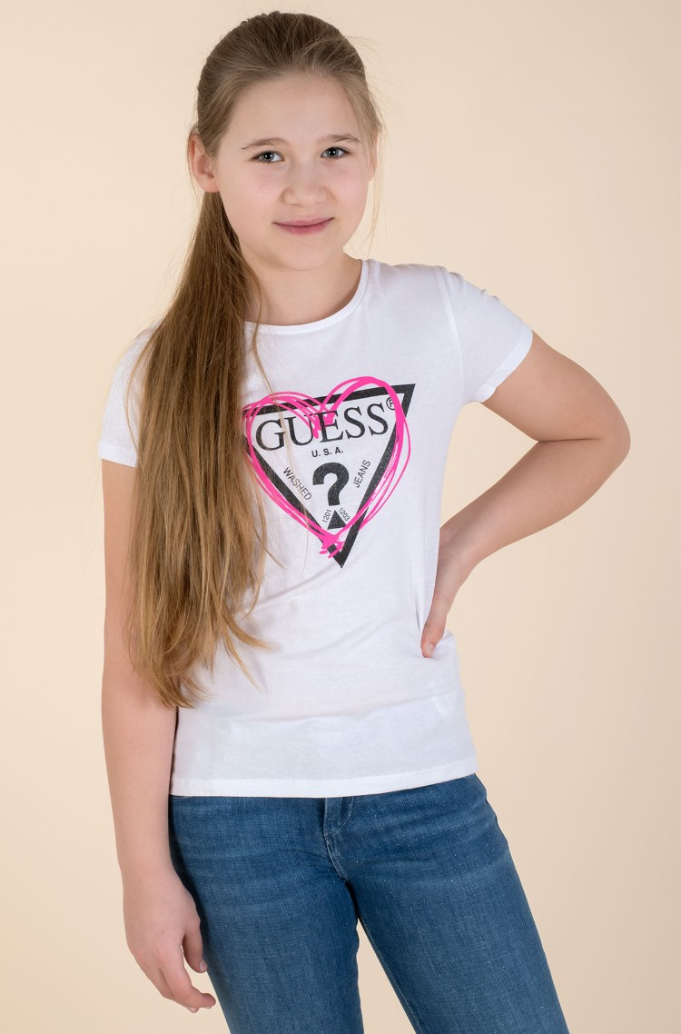 Vaikiški marškinėliai trumpomis rankovėmis J1RI04 K6YW1-1