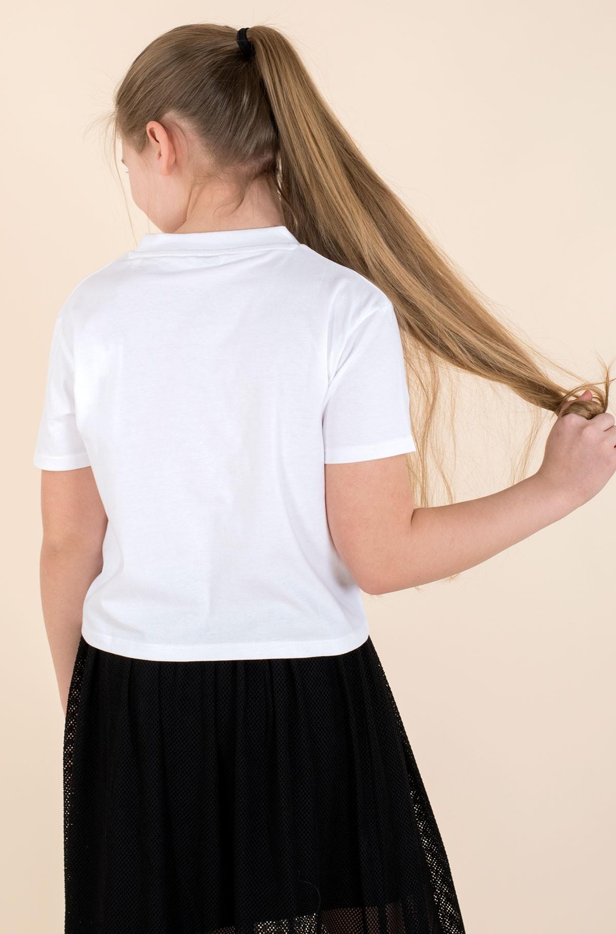 Vaikiški marškinėliai trumpomis rankovėmis J1RI08 K8HM0-full-2