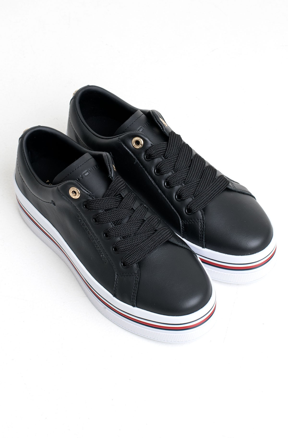 Casual shoes CORPORATE FLATFORM CUPSOLE-full-1