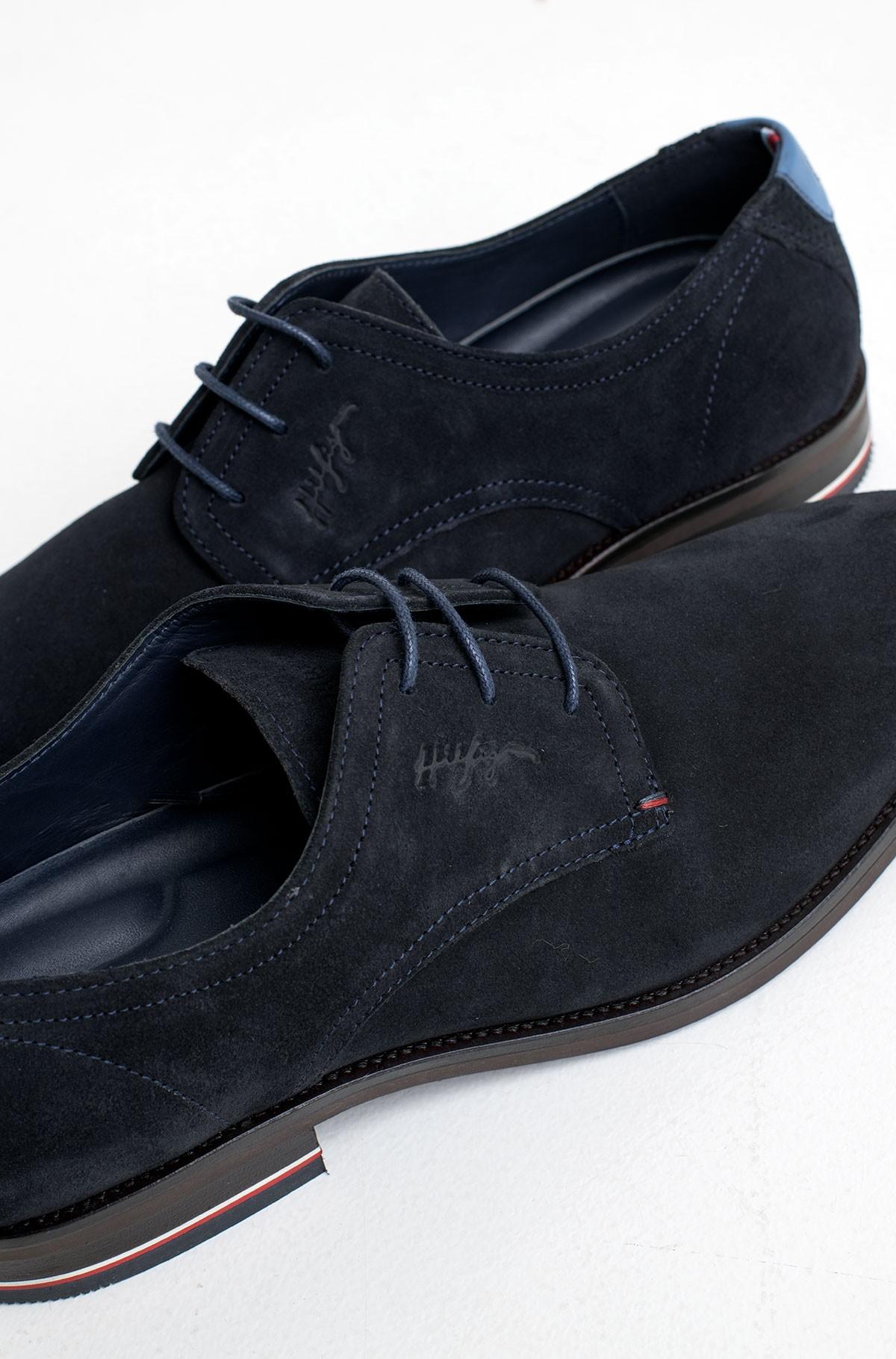 Shoes SIGNATURE HILFIGER SUEDE SHOE-full-2