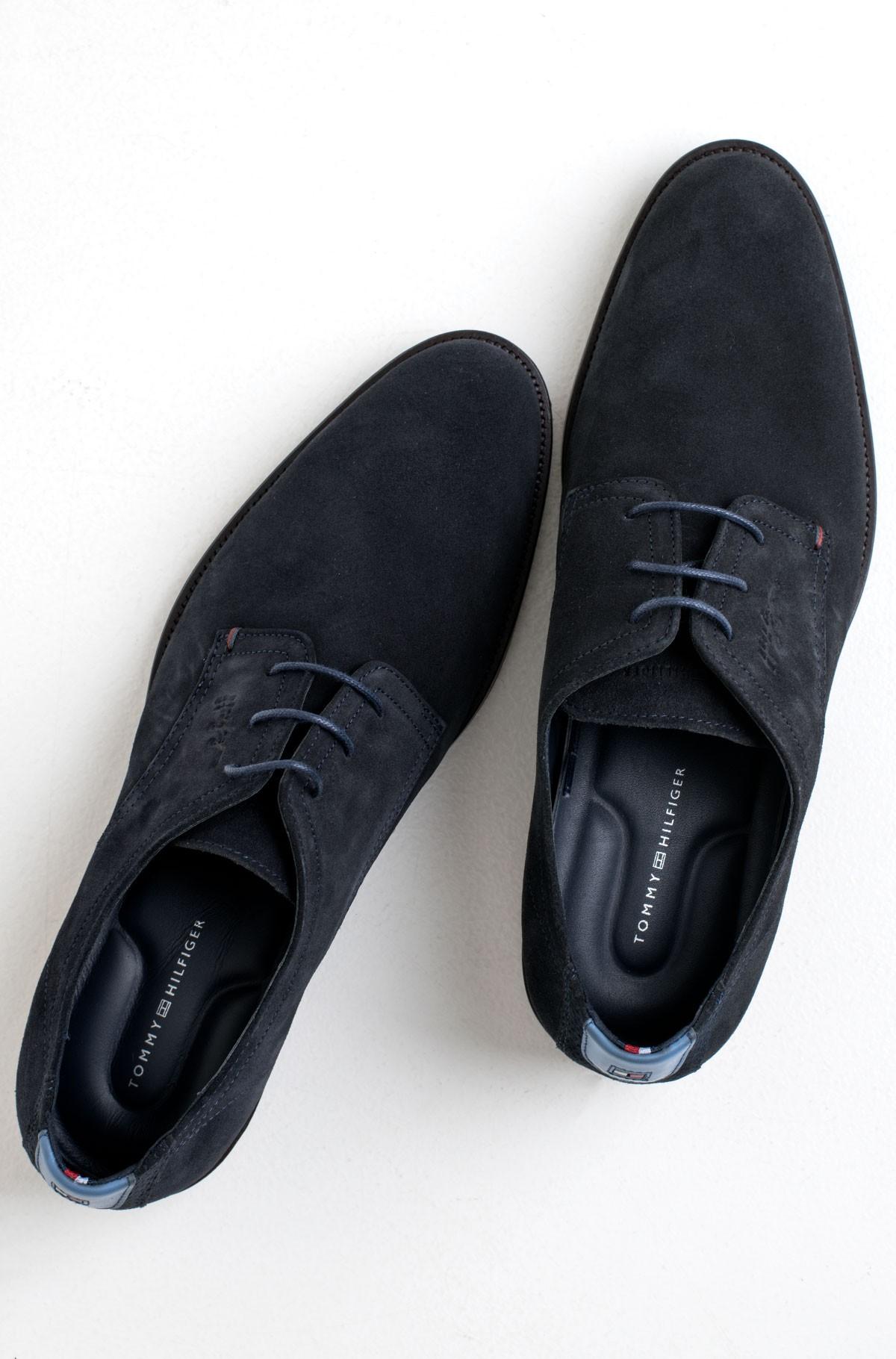Shoes SIGNATURE HILFIGER SUEDE SHOE-full-3