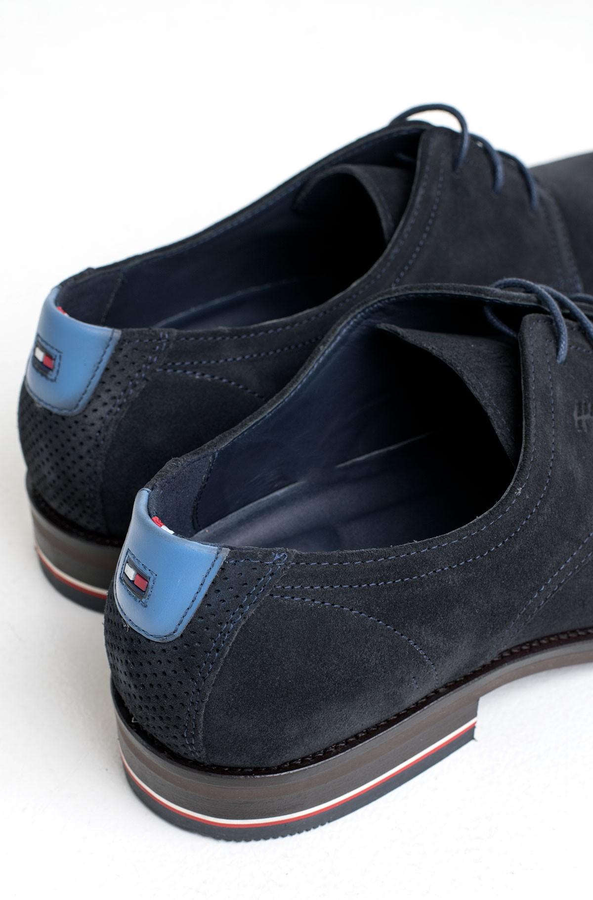 Shoes SIGNATURE HILFIGER SUEDE SHOE-full-4