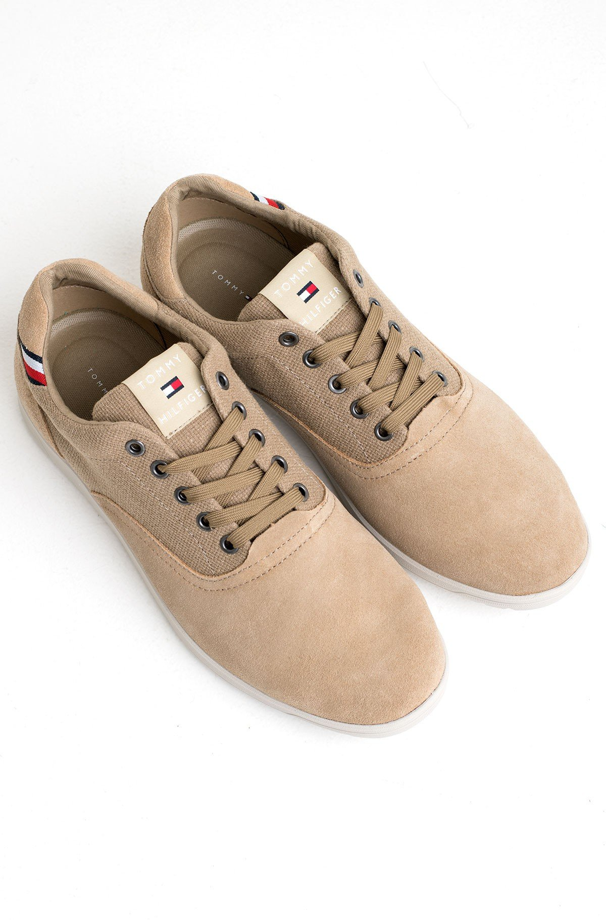 Casual shoes MIX OF MATERIALS HYBRID SHOE-full-1