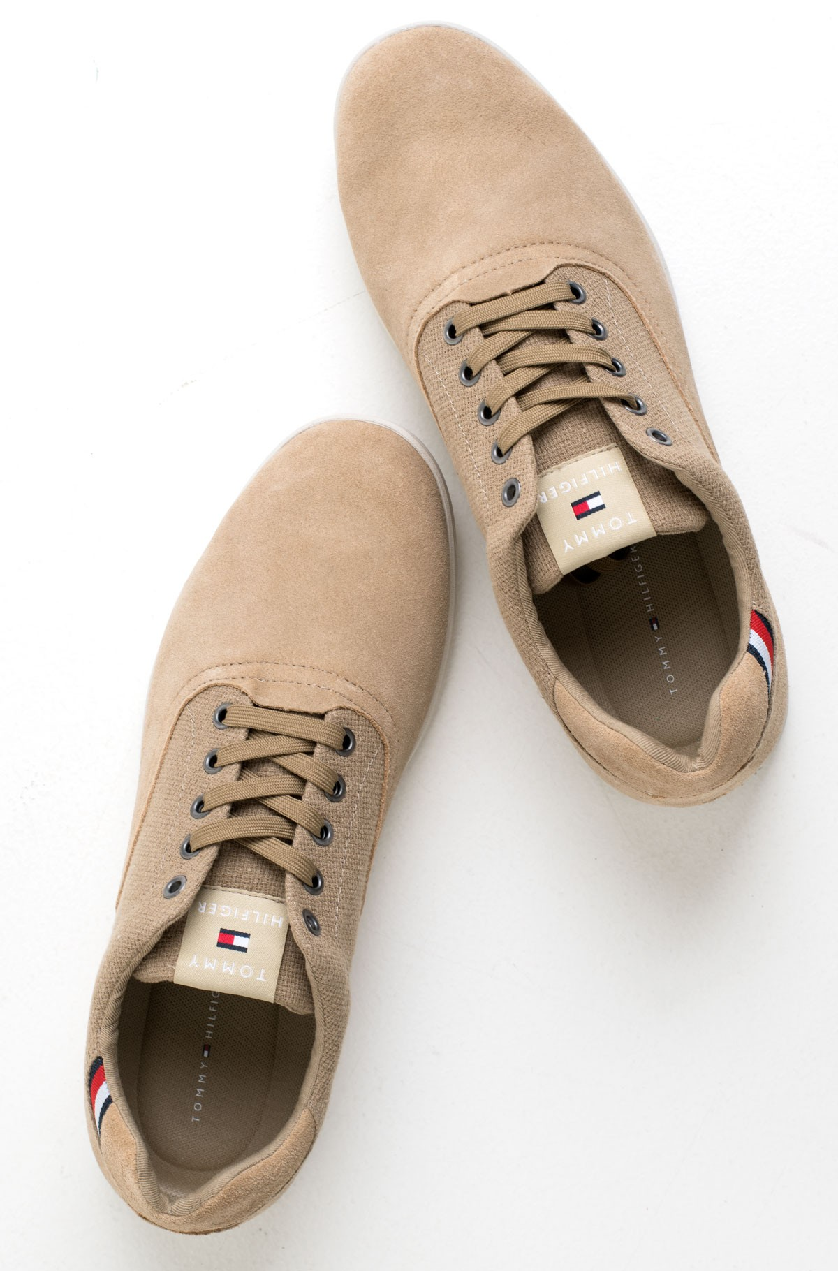 Casual shoes MIX OF MATERIALS HYBRID SHOE-full-2