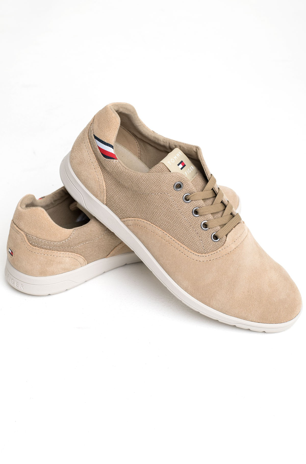 Casual shoes MIX OF MATERIALS HYBRID SHOE-full-3