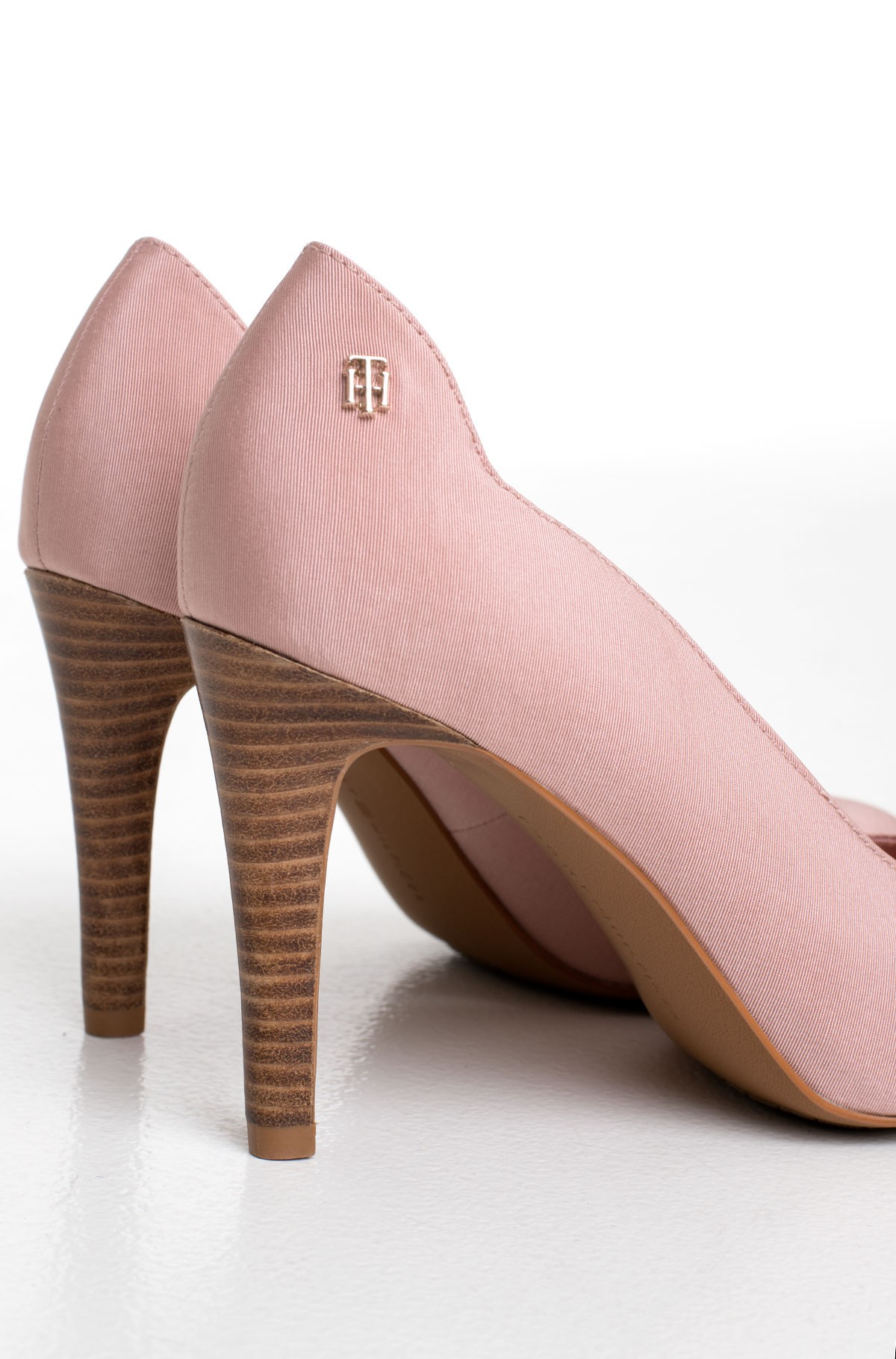 Shoes TOMMY ESSENTIAL HIGH HEEL PUMP-full-1
