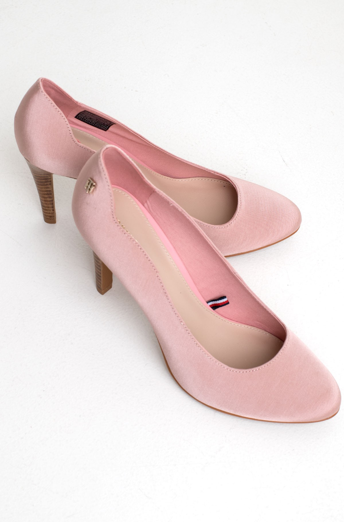 Shoes TOMMY ESSENTIAL HIGH HEEL PUMP-full-3