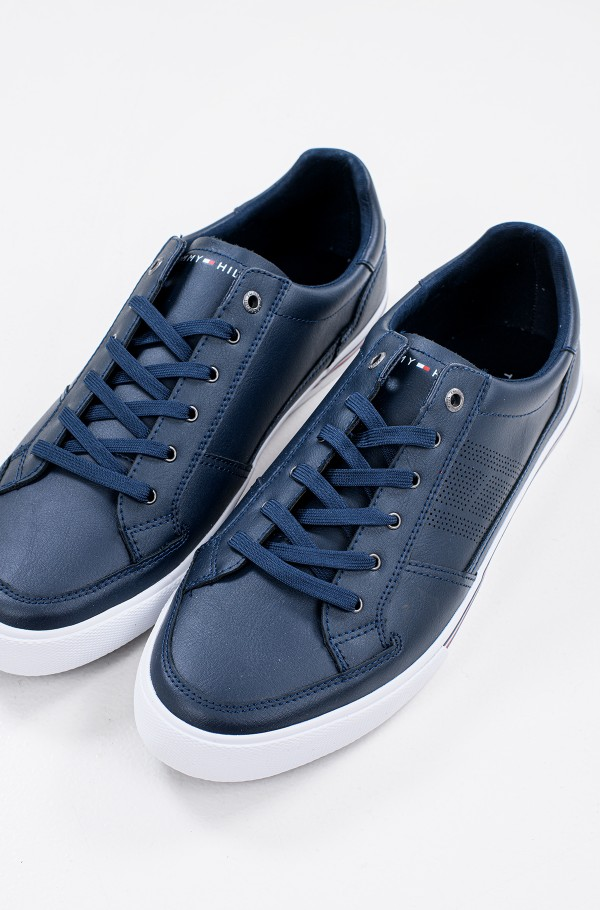 CORE CORPORATE LEATHER SNEAKER-hover