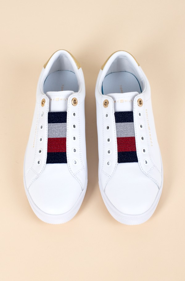 TH ELASTIC SLIP ON SNEAKER