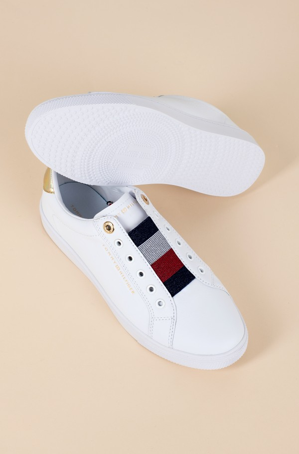 TH ELASTIC SLIP ON SNEAKER-hover
