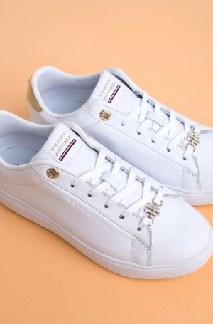 Casual shoes METALLIC LEATHER CUPSOLE-2