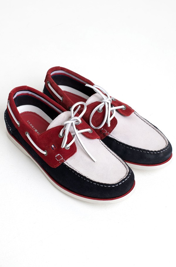 CLASSIC SUEDE BOAT SHOE