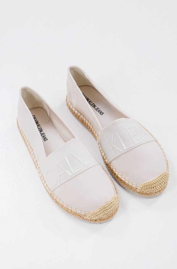 ESPADRILLE ROPED TOE CO