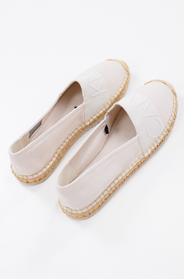 ESPADRILLE ROPED TOE CO-hover