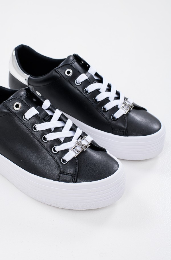 VULCANIZED FLATFORM LACE UP LTH-hover