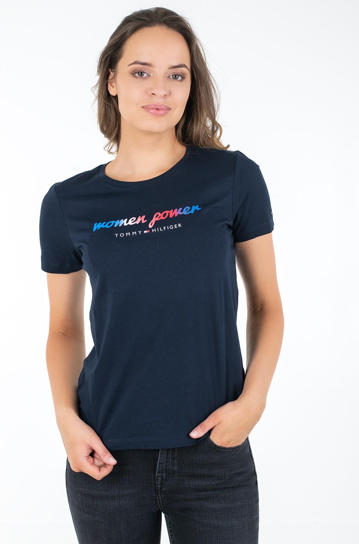T-shirt ABO TEE REGULAR WOMEN UNITE 2-full-1