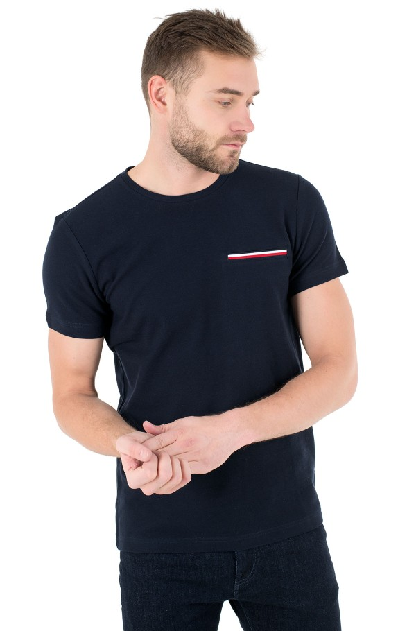 RWB POCKET FLEX TEE
