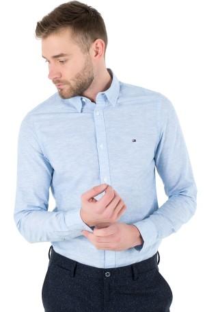 Shirt SLIM CO/LI FIL A FIL SHIRT-1