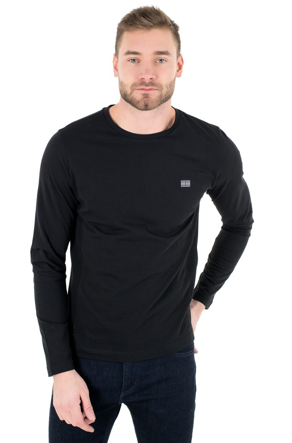 MODERN ESSENTIALS PANELED LS TEE