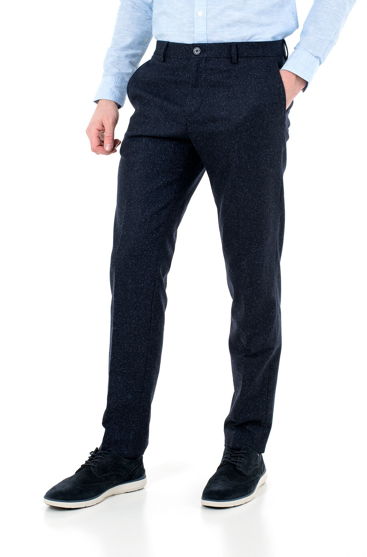 Fabric trousers FLEX FKS SLIM FIT PANT-full-1