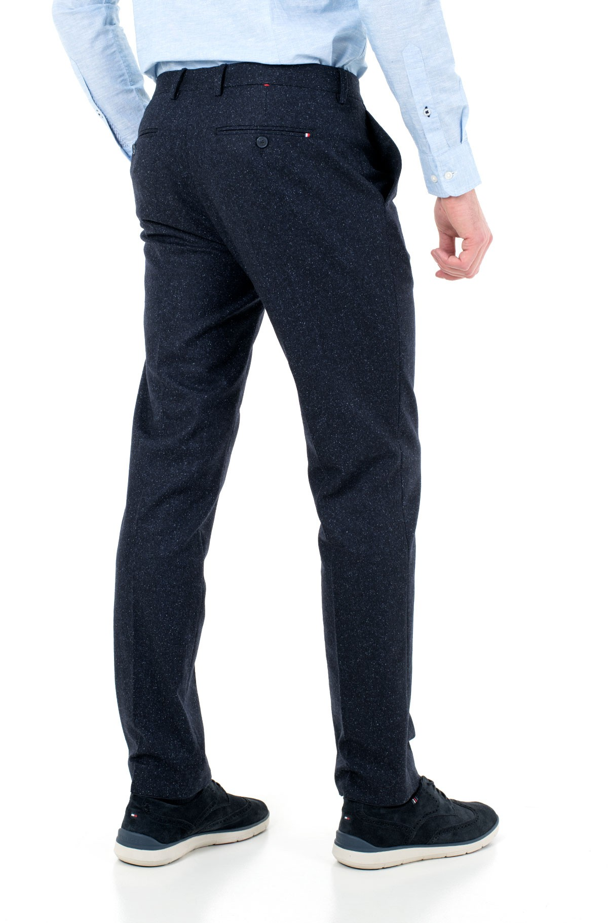 Fabric trousers FLEX FKS SLIM FIT PANT-full-2