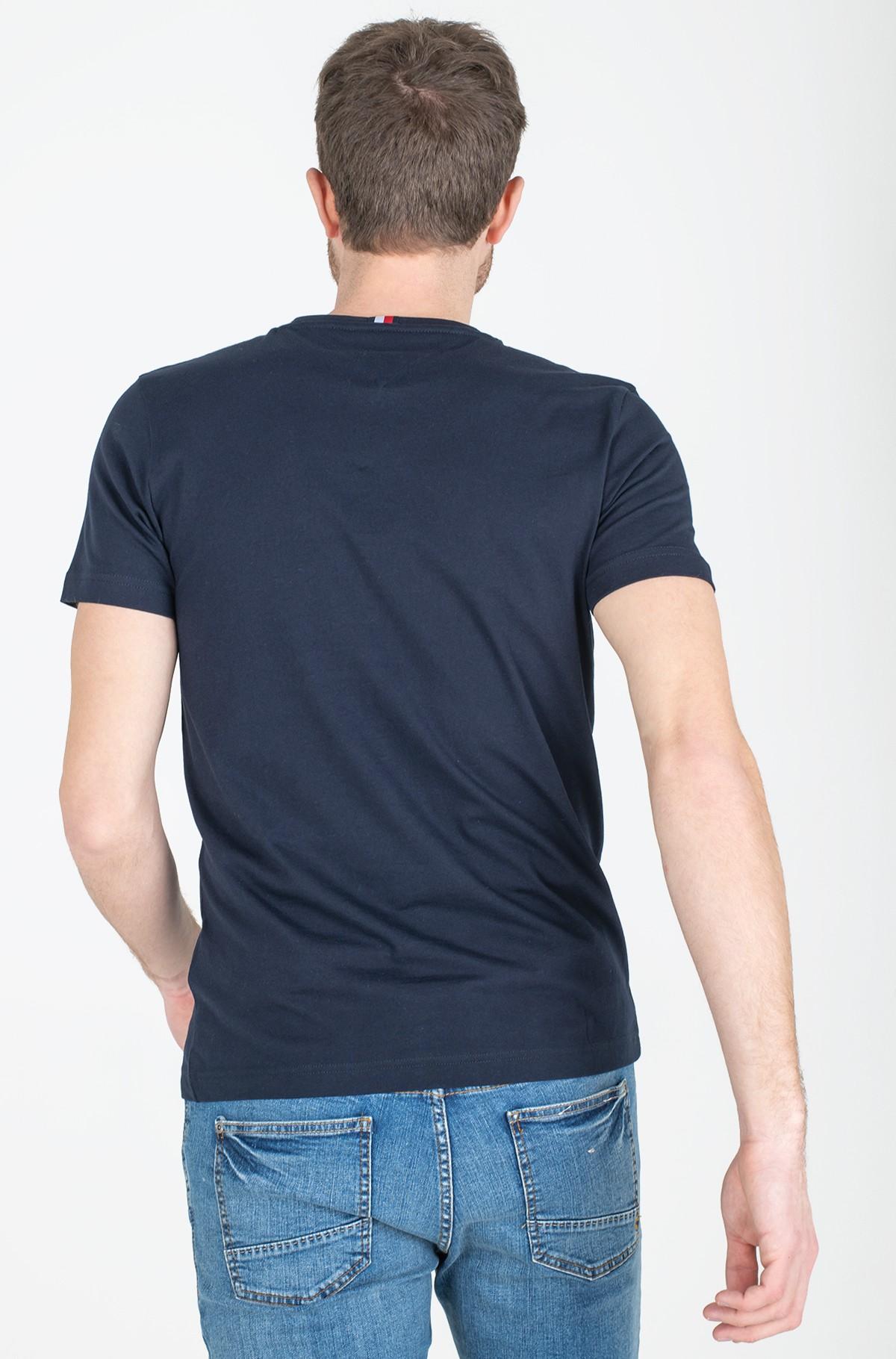 Marškinėliai ESSENTIAL TOMMY TEE-full-2