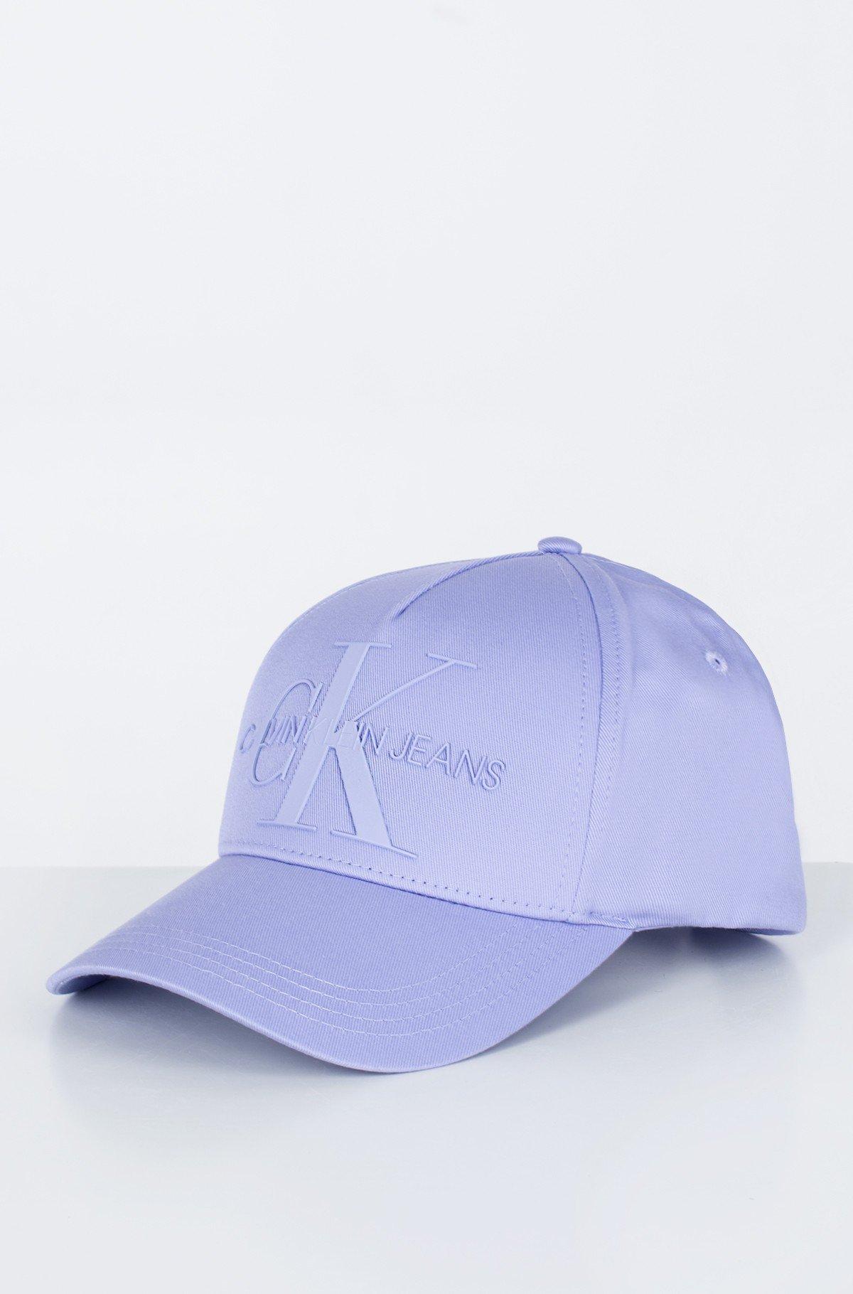 Cepure ar nagu MONOGRAM CAP TPU K60K607768-full-2