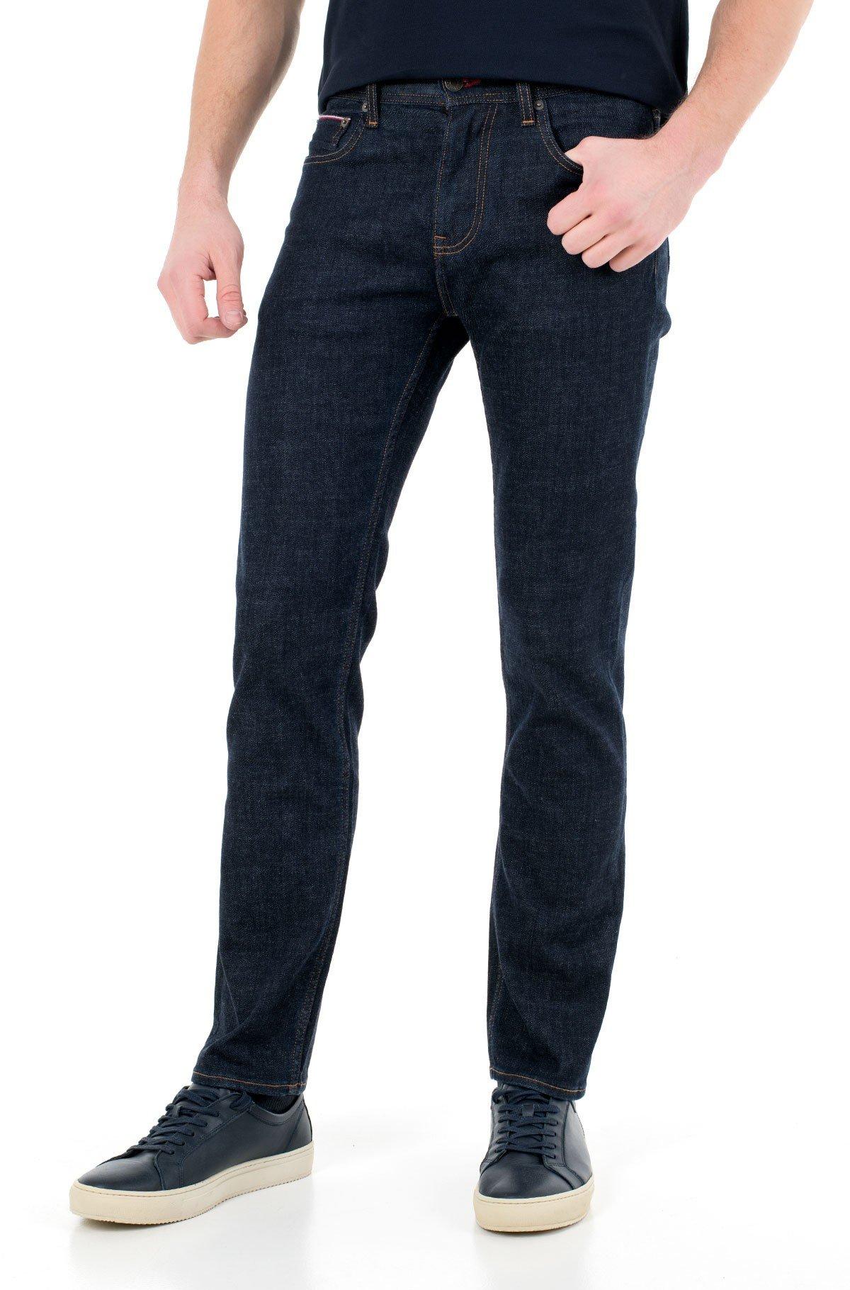 Jeans CORE STRAIGHT DENTON OHIO RINSE-full-1