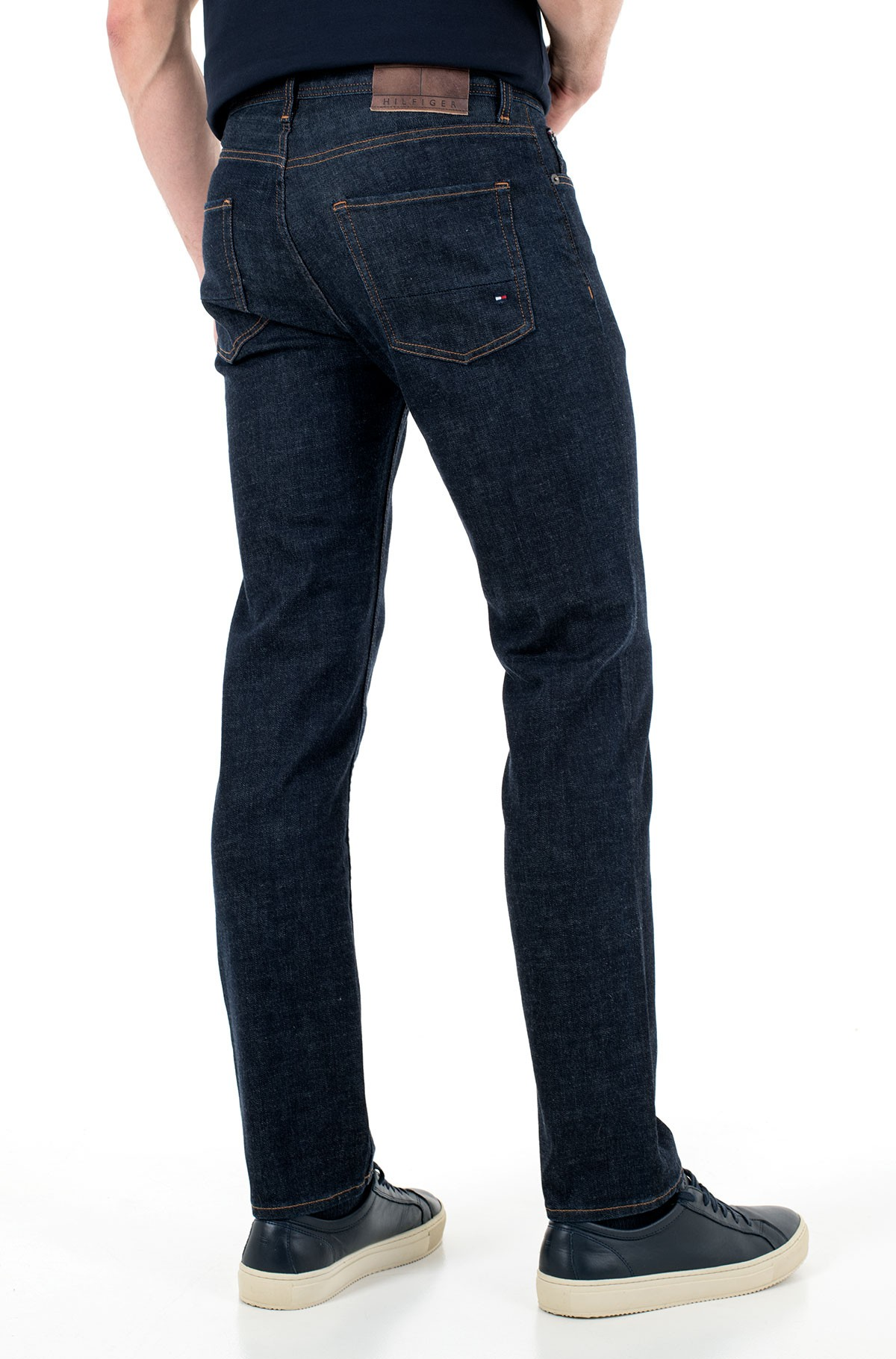 Jeans CORE STRAIGHT DENTON OHIO RINSE-full-2
