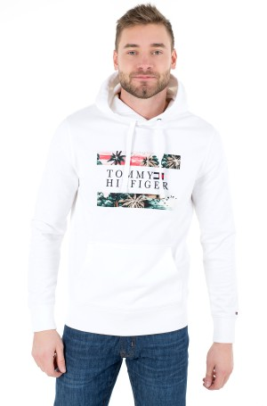 Sporta džemperis HAWAIIAN FLAG HOODY-1
