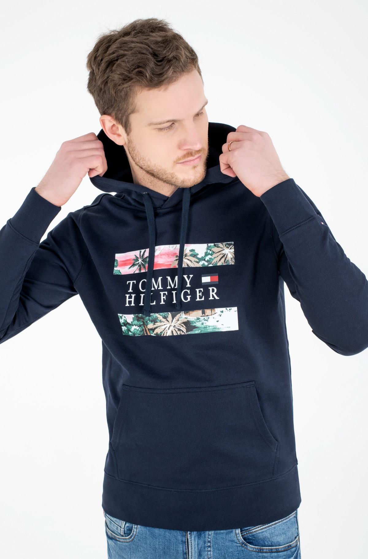 Sporta džemperis HAWAIIAN FLAG HOODY-full-1