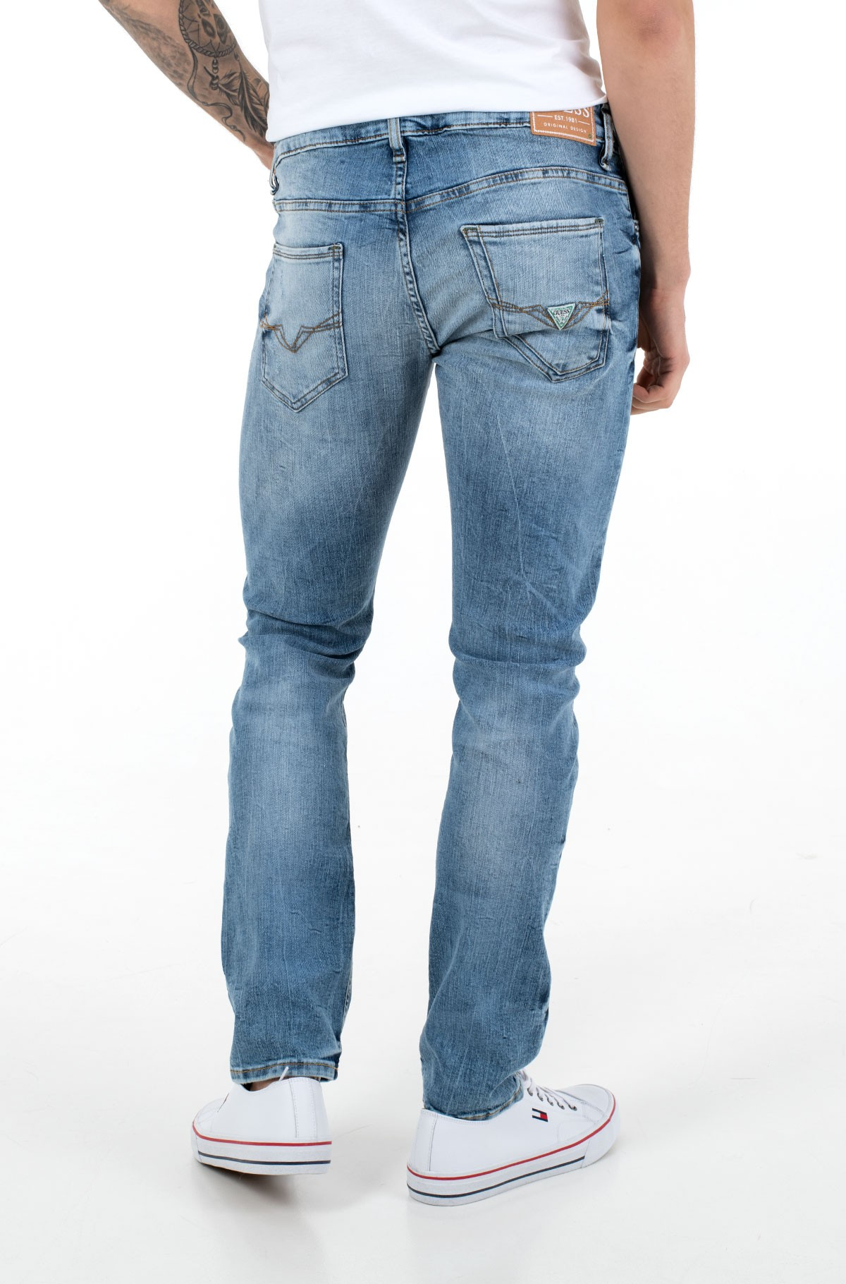 Džinsinės kelnės M1GAN1 D4B13-full-2