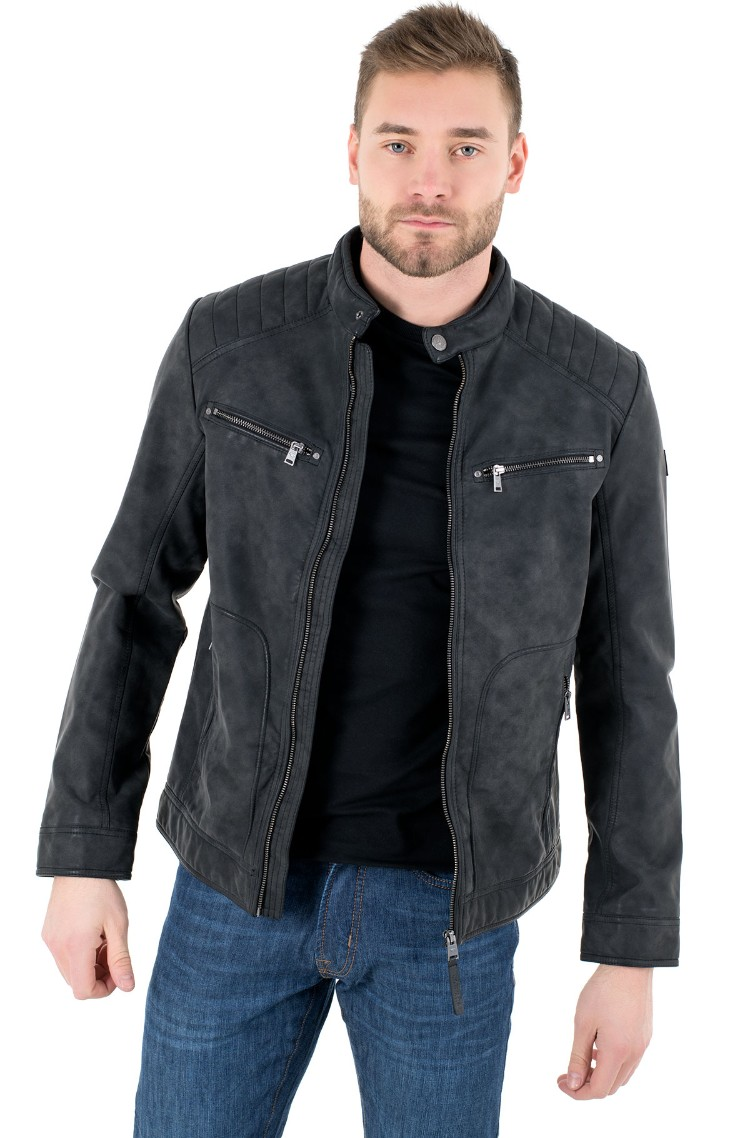 Leather jacket 1024298184706