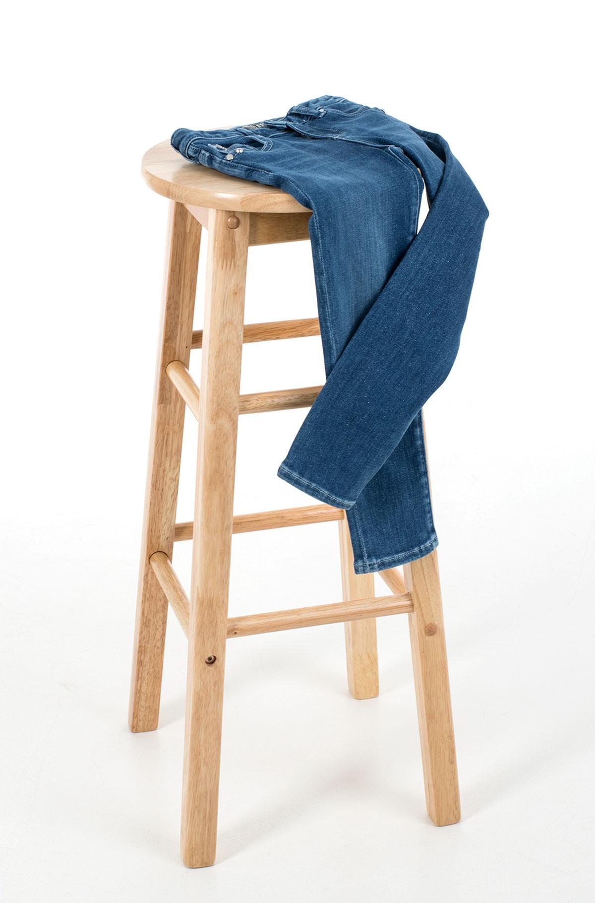 Vaikiškos džinsinės kelnės K1RA08 D4AK0-full-1