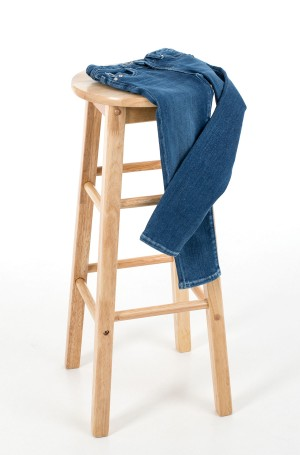 Vaikiškos džinsinės kelnės K1RA08 D4AK0-1