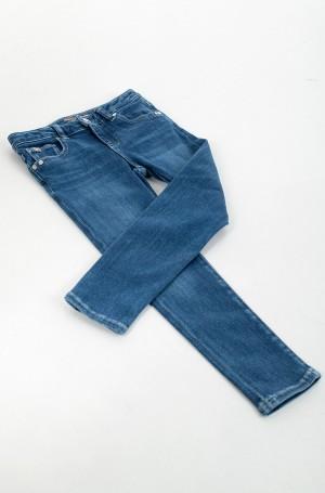 Vaikiškos džinsinės kelnės K1RA08 D4AK0-2