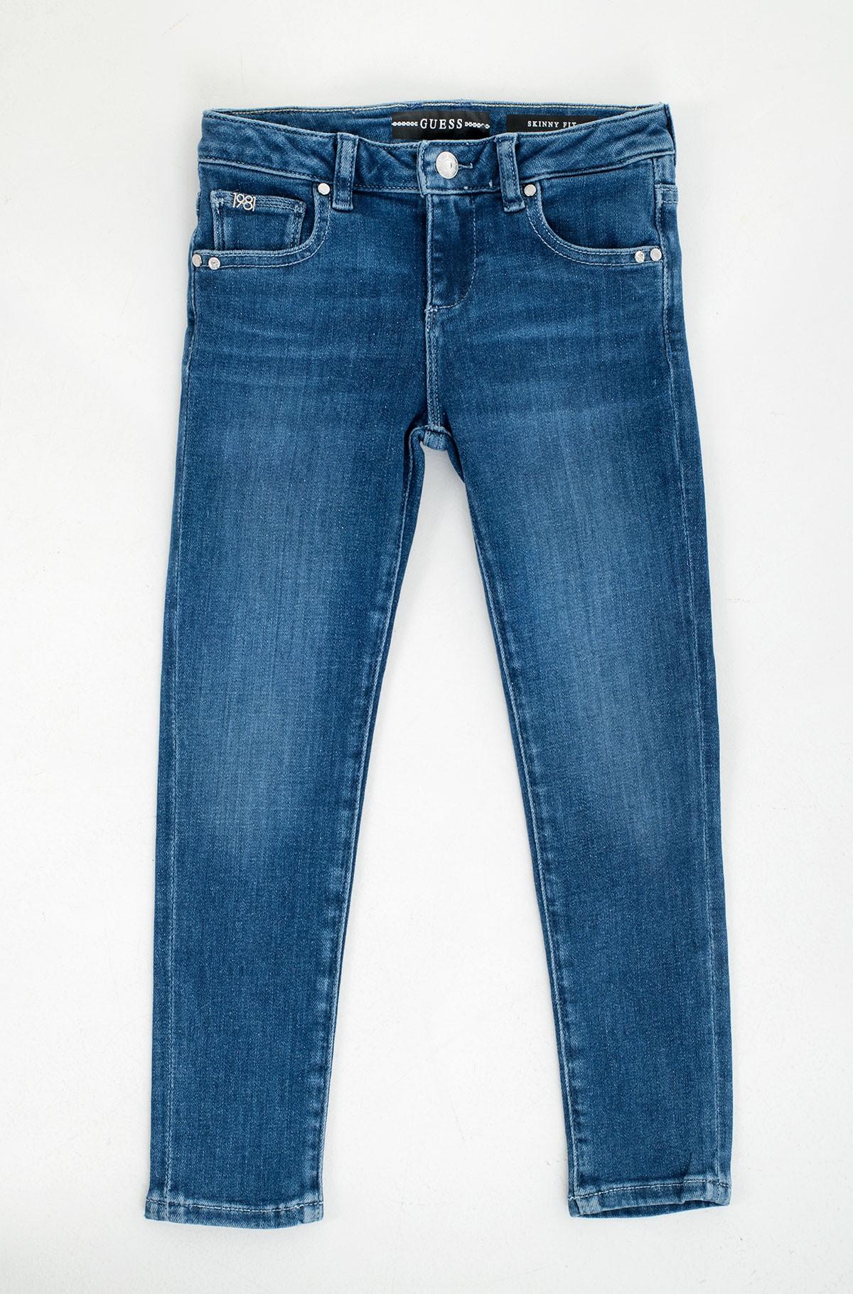 Vaikiškos džinsinės kelnės K1RA08 D4AK0-full-3